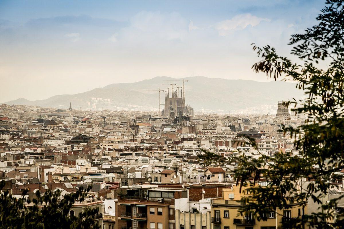 Barcelona is een prachtige stad