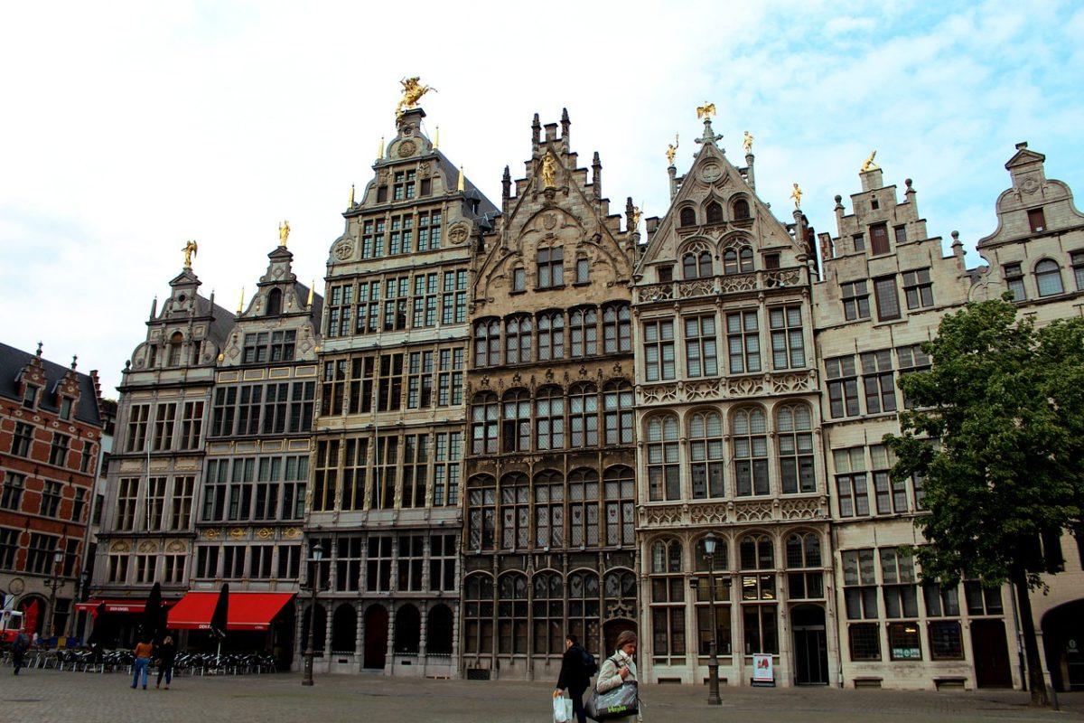Antwerpen is een prachtige stad