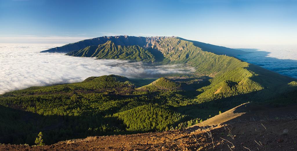 La Palma is een geografisch wonder
