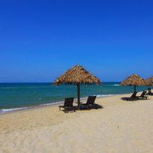 Een opladende strandvakantie