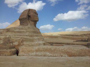 Hotspots van Egypte
