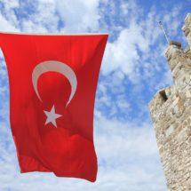 Op vakantie naar Turkije